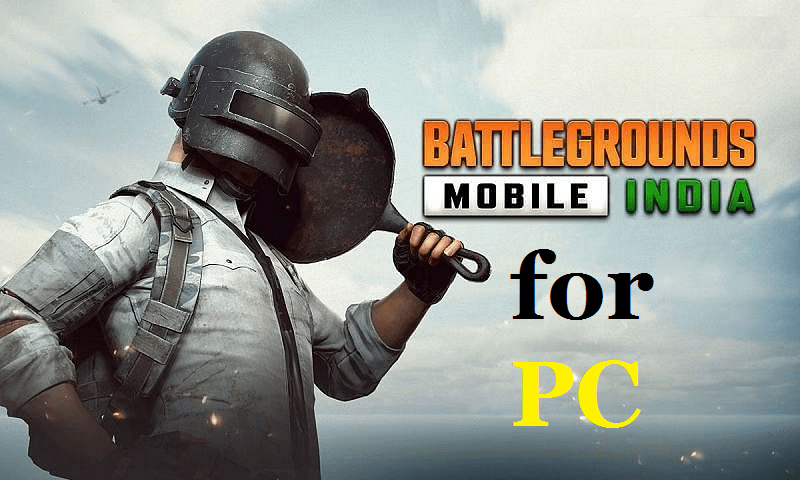 Battleground Mobile India for PC – Install BGMI on PC/Mac/Laptop