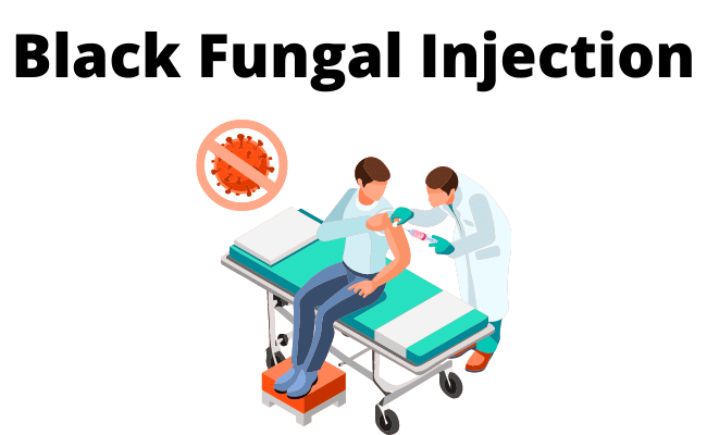 Black Fungal Injection Price, effects, availability, shortage reason