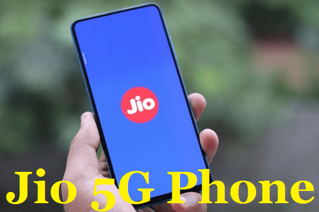 Reliance Jio 5G Phone price, booking, Buy Online, Features, Specifications