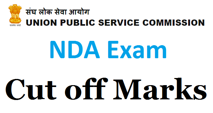 UPSC NDA Cut Off 2021 SC/ ST/ OBC/ General Category Marks